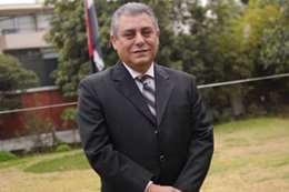 حازم خيرت سفير مصر لدى إسرائيل
