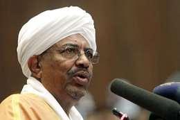 الرئيس السوداني المشير عمر حسن البشير