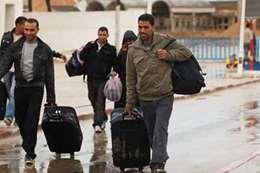 عمال مصريين