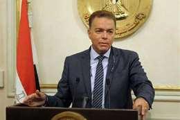 وزير النقل هشام عرفات