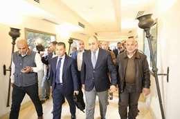 وفد أمني مصري يزور غزة