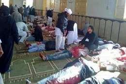 هجوم مسجد الروضة