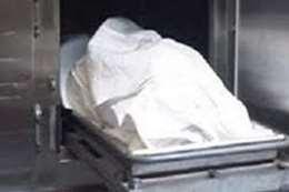 جثة مسن