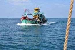 صورة مركب صيد
