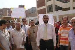 اضراب بمدراس القاهرة