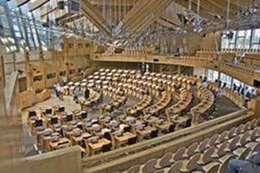 البرلمان الاسكتلندى
