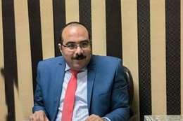 محمد الكومي عضو مجلس النواب عن حزب مستقبل وطن