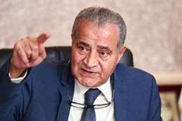 وزير التموين والتجارة الداخلية علي المصيلحي
