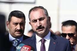 عبد الحميد غل وزير العدل التركي