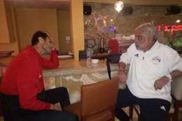 احمد ناجى يجتمع بالشناوى