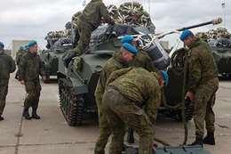 الجيش الروسي ينتظر مفاجأة أمام الجنايات الدولية