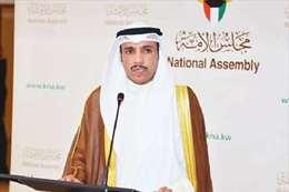 رئيس مجلس الأمة الكويتي