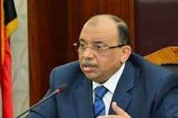 اللواء محمد شعراوي، وزير التنمية المحلية