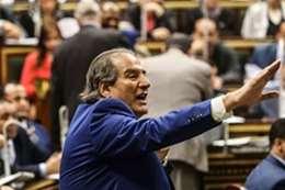 النائب محمد بدوي دسوقي عضو لجنة النقل بالبرلمان