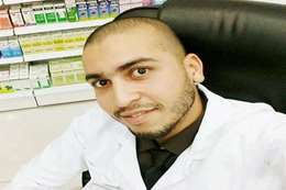 مقتل صيدلي مصري