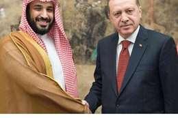 "لقاء محتمل بين أردوغان و ""بن سلمان"""