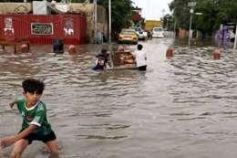 سيول في العراق