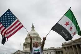 امريكا وسوريا