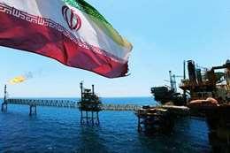 الغاز الإيراني