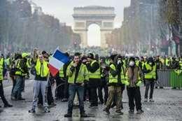 تظاهرة لـ«السترات الصفراء»
