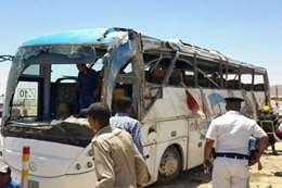حادث المنيا الإرهابي