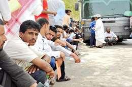 العمالة الاجنبية في السعودية