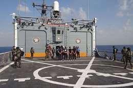 البحرية