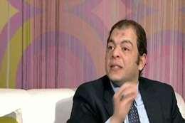 الاعلامي الدكتور حاتم نعمان رئيس الجبهة الوطنية العربية