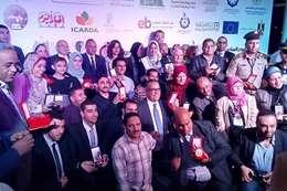 جامعة الأزهر تحصد 4جوائز بالمؤتمر الدولي للابتكار