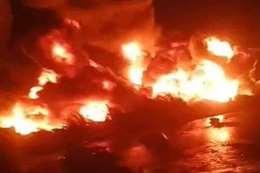 حريق إيتاي البارود