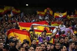 الجماهير الاسبانية