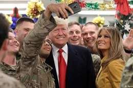 ترامب يعفو عن  ضباط ارتكبوا جرائم حرب بالعراق وأفغانستان
