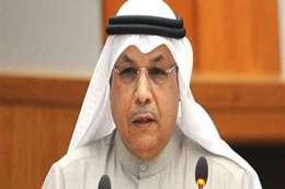 وزير الداخلية الكويتي خالد الجراح