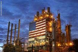 النفط الامريكي