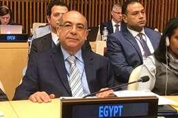 سفير مصر الدائم لدي الأمم المتحدة