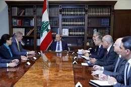 الرئيس اللبناني