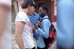 من فيديو التنمر