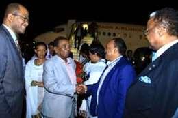 وفد شعبي سوداني