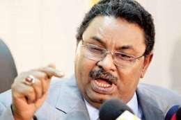 مدير المخابرات السوداني السابق صلاح قوش