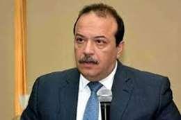 مجدي سبع رئيس جامعة طنطا،