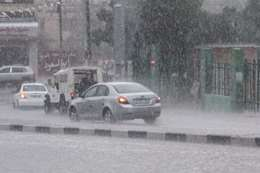 أمطار غزيرة.. الأرصاد تحذر المواطنين من طقس الغد