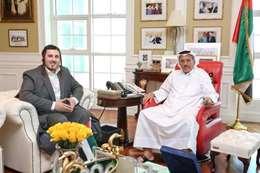 الملياردير الإماراتي خلف الحبتور