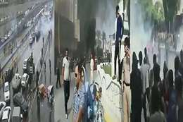 القمع في ايران