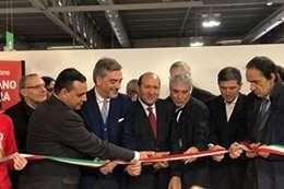 افتتاح معرض الحرف اليدوية المصري  في ايطاليا