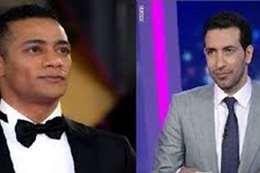 محمد أبو تريكة ومحمد رمضان