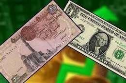 أسعار الدولار مقابل الجنيه