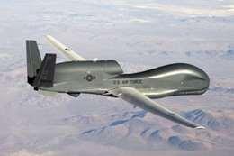 طائرة بدون طيار جنوب إيران