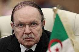 الرئيس الجزئري عبدالعزيز بوتفليقة
