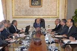 صورة اجتماع مجلس الوزراء