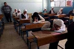 بدء امتحانات الشهادة الإعدادية بالأقصر